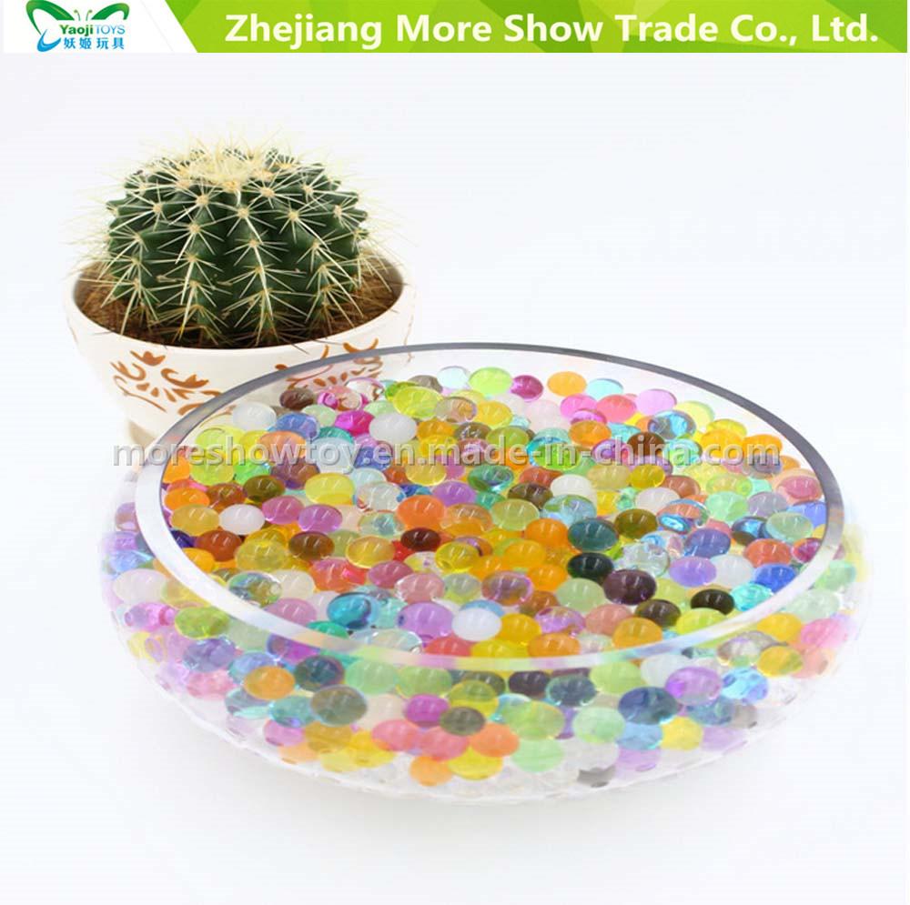 Crystal Soil Water Pearls Bio Gel Soil Water Beads for Plant