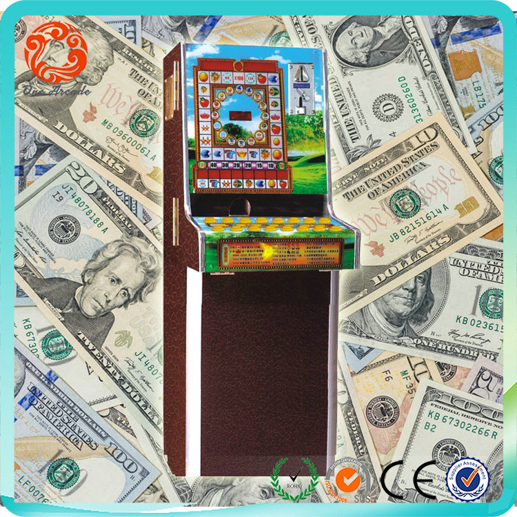 Good Income Unique Slot Game Accessories Operated with Coin for Sale