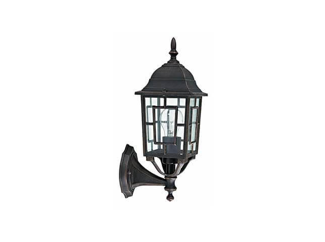Classic 60W Outdoor Garden Wall Light