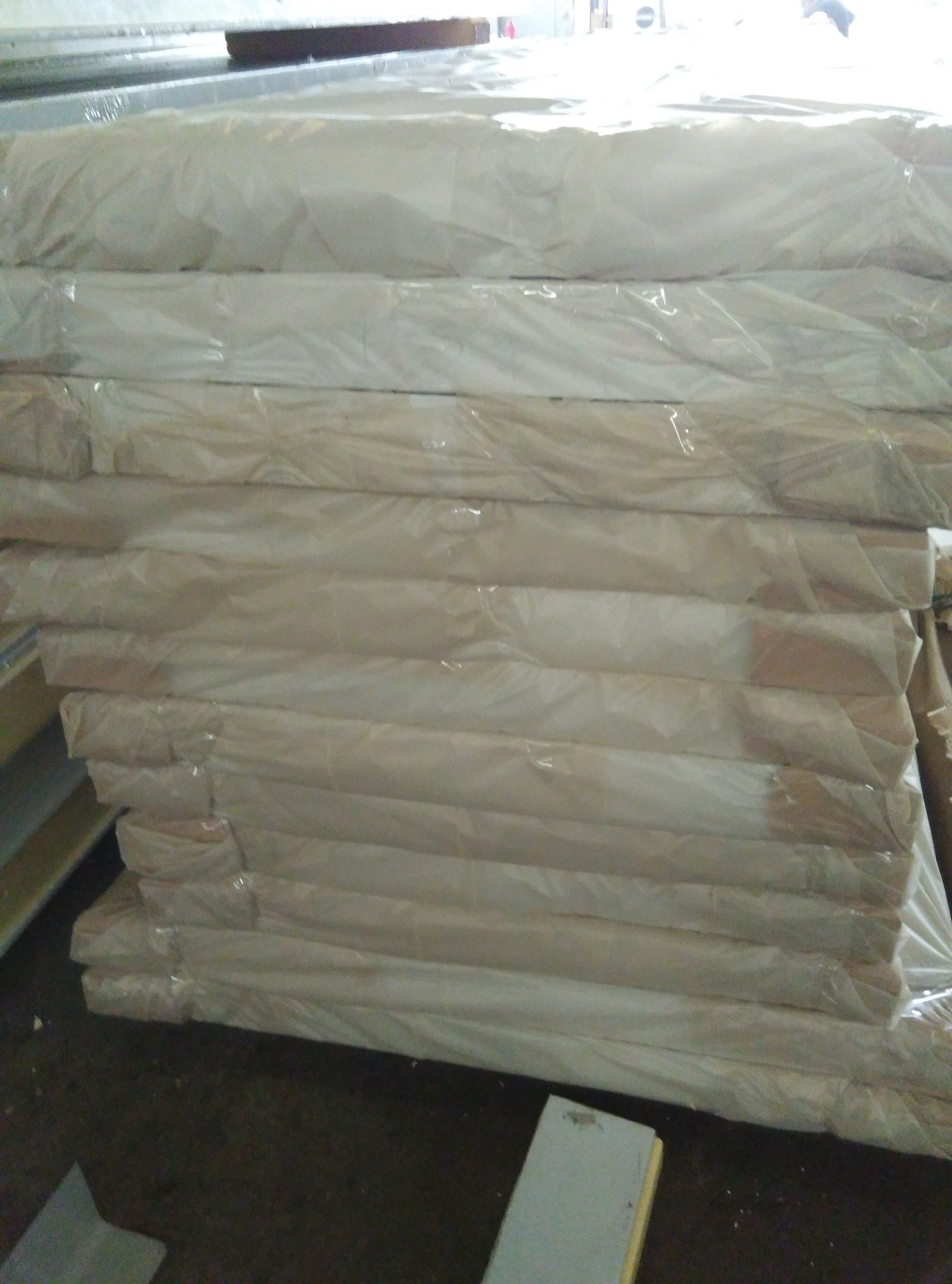 200mm Thickness Polyurethane Sandwich Panel for Blast Deep Freezer
