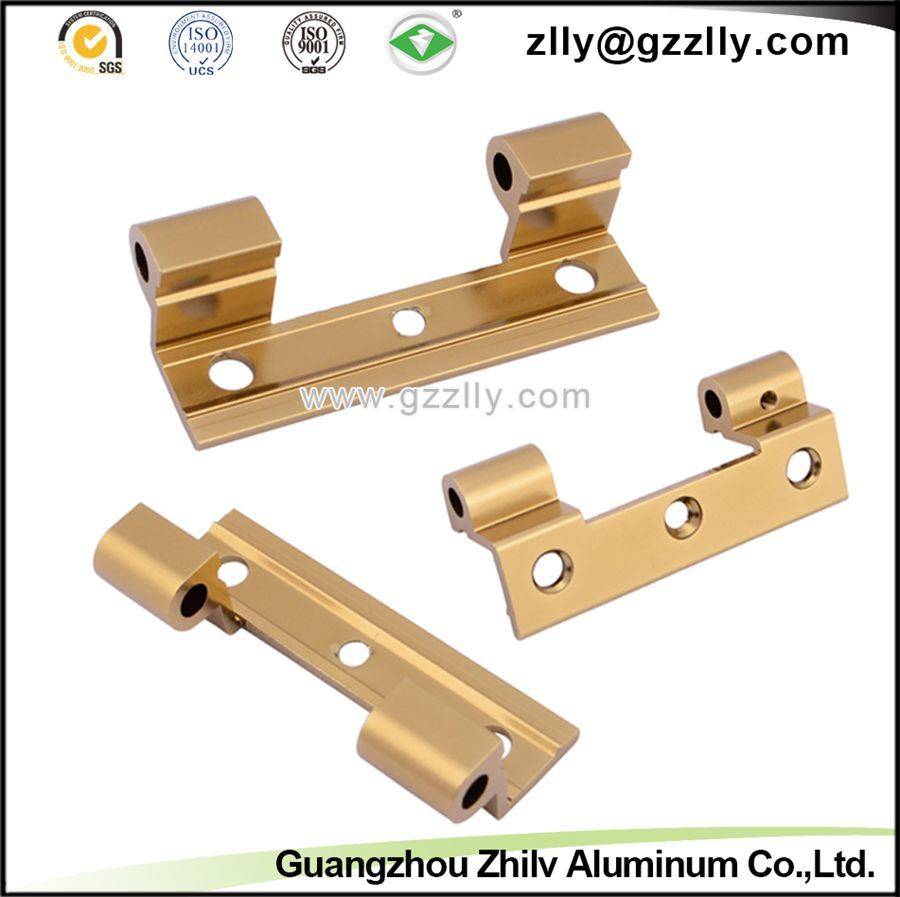 Aluminium Extrusion Windows & Doors Accessory for Building Material