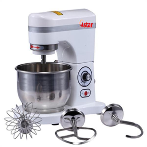 5L White Egg Mixer Food Machinery Bakery Equipment Baking Machine