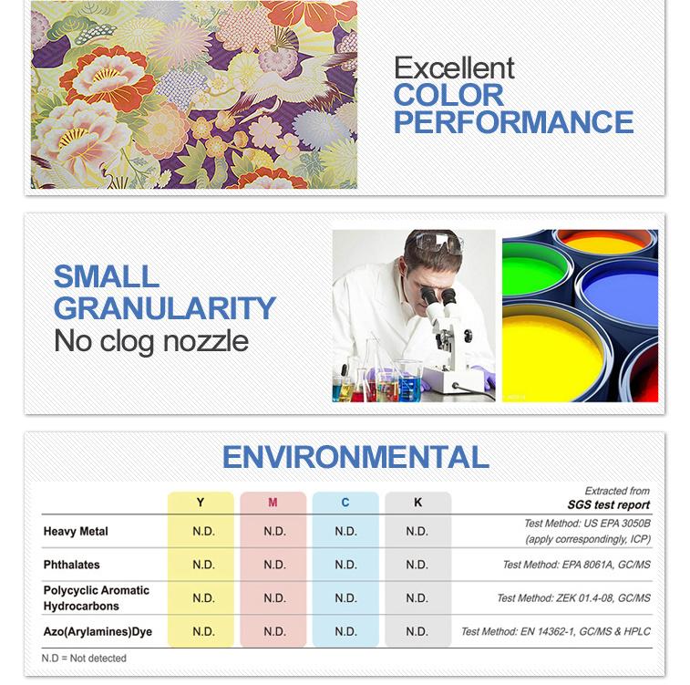 Korea Inktec Sublimation Ink for Mimaki/Epson/Mutoh/Roland
