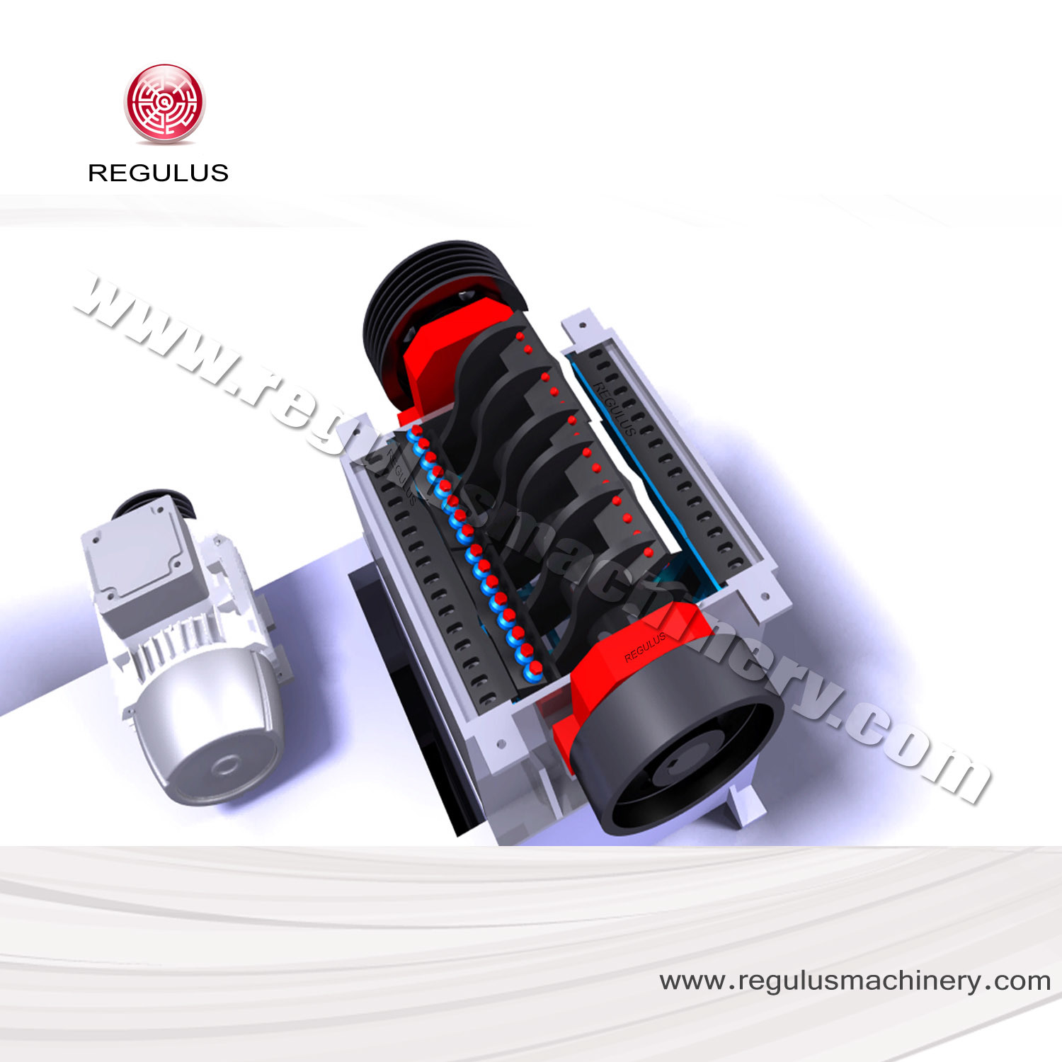 High Quality Strong Plastic Bottle Crusher