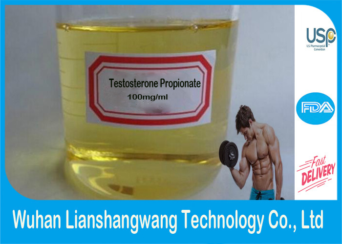 Testosterone Propionate/Testoviron/Test PRO CAS 57-85-2 for Muscle Building