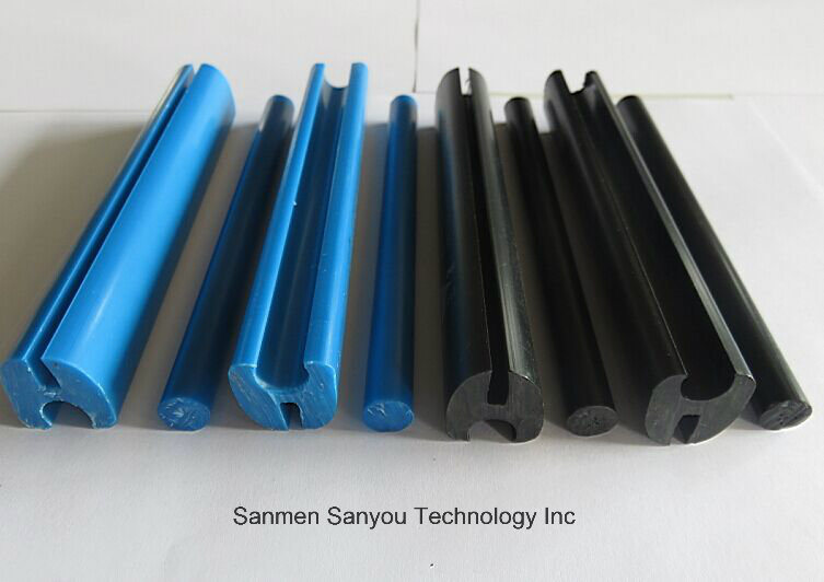 Cathode Plate Insulating Edge Strip for Electrowinning