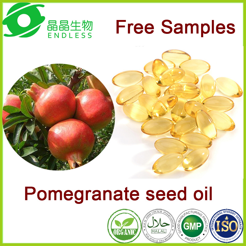 Pomegranate Concentrate Complex Vegetable Capsules Premium-Quality Food Supplements