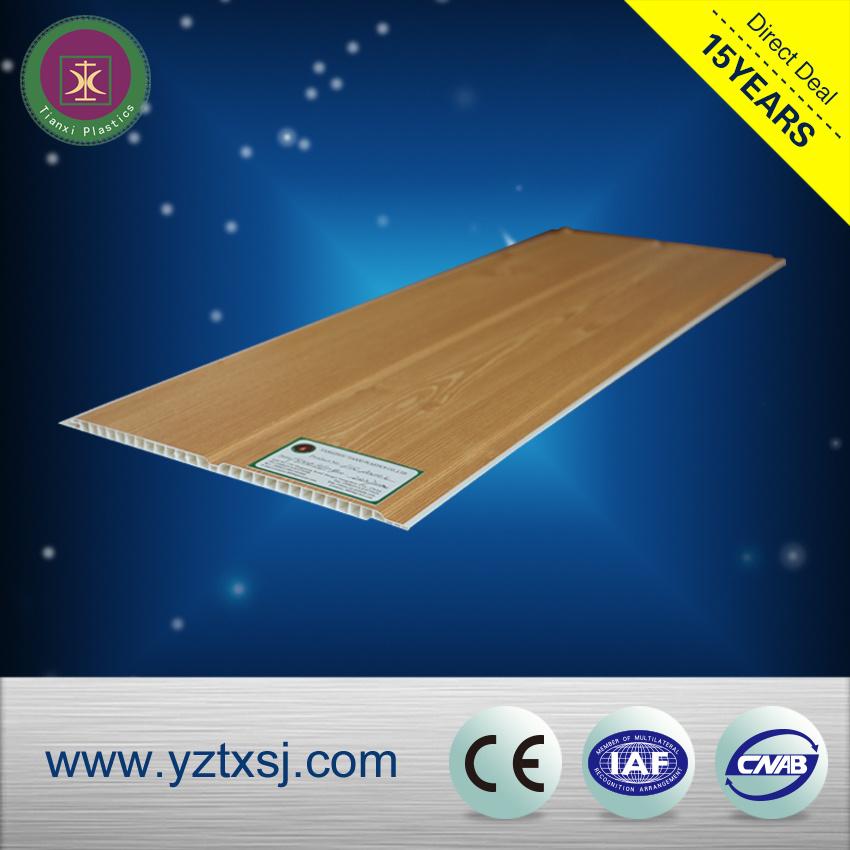 Building Materials PVC Wall Panels