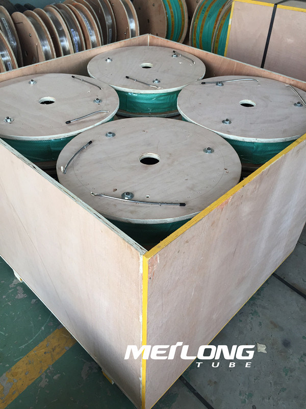 Nickel Alloy 625 Downhole Hydraulic Control Line