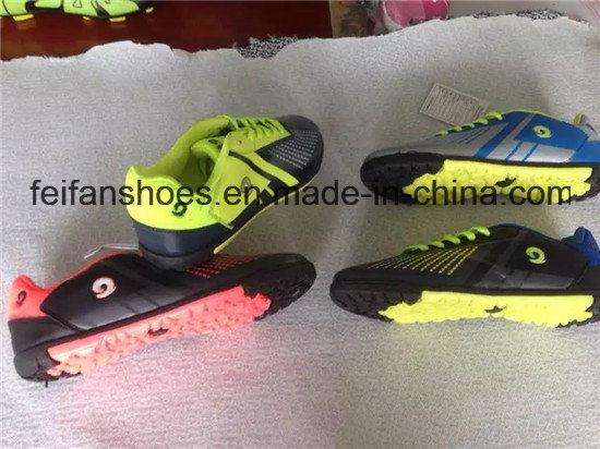 OEM Women Soccer Shoes Football Shoes Wholesale (FFSC1110-02)