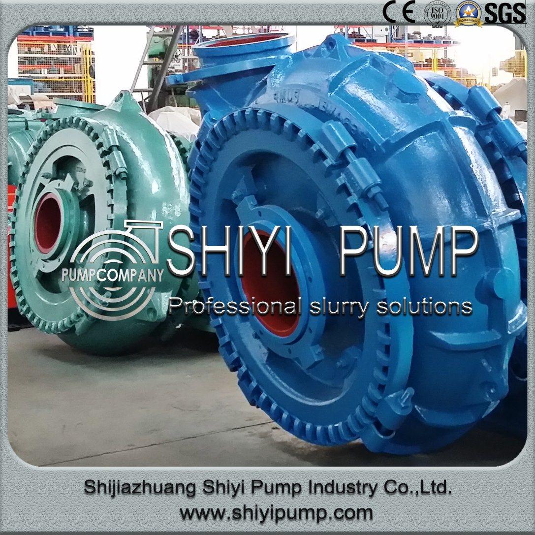 Suction Sand Slurry Pump Tin Mineral Pressure Gravel Pump