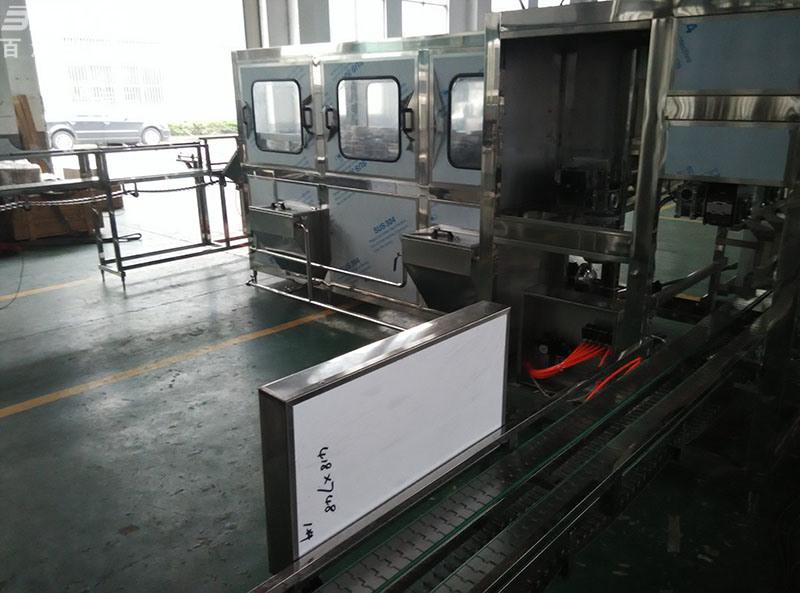 5 Gallon Bottle Water Washing Filling Capping Machine