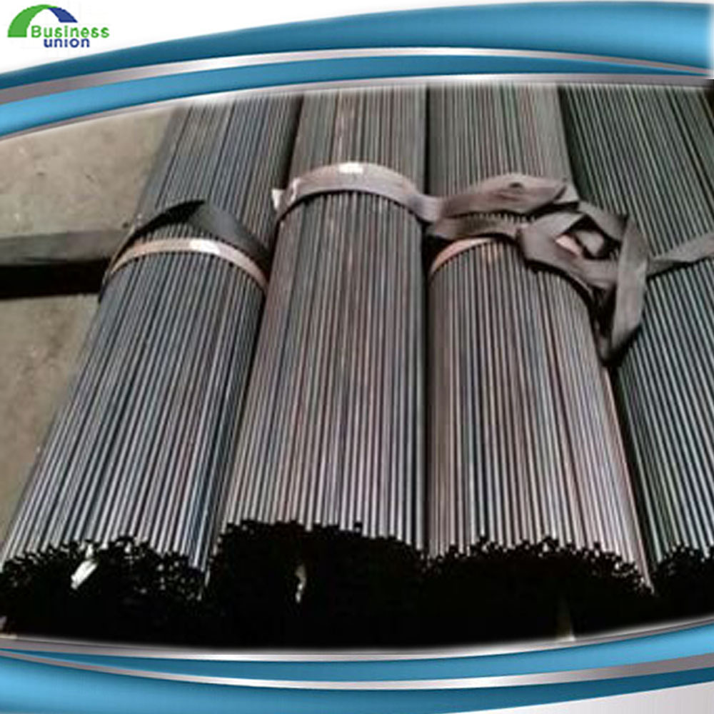 Ms ERW Black Square Hollow Section Steel Pipe/Tubes (rhs/Shs)