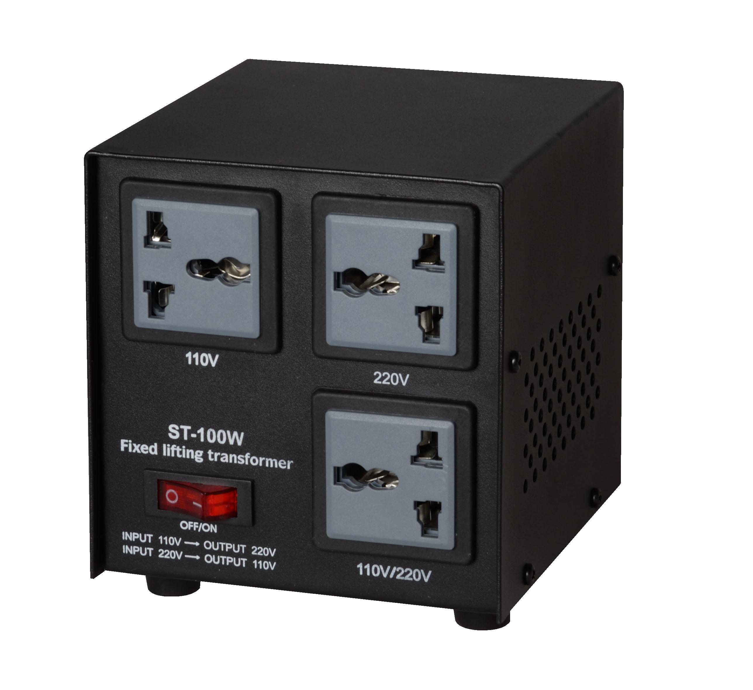 St Step up and Down Transformer 110V to 220 V 220V to 110V