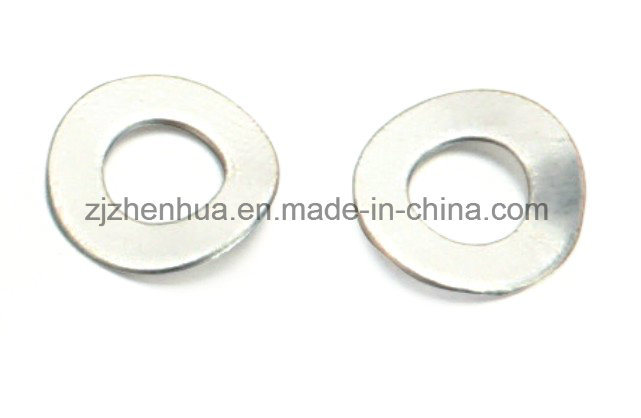 Stainless Steel Curved Washer DIN137A (Factory)