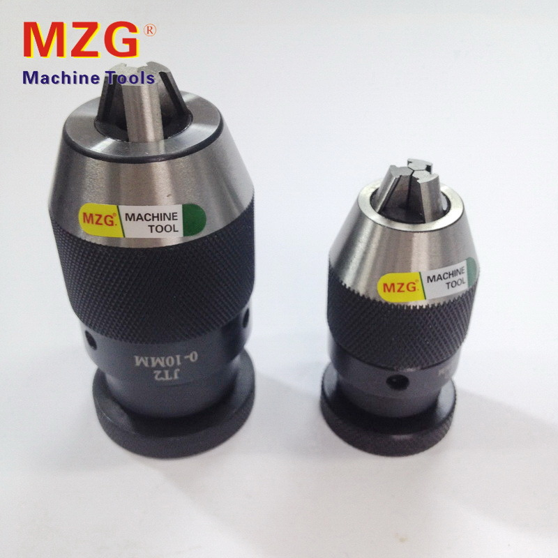 CNC Milling Drilling Spring Collet J Keyless Drill Chuck