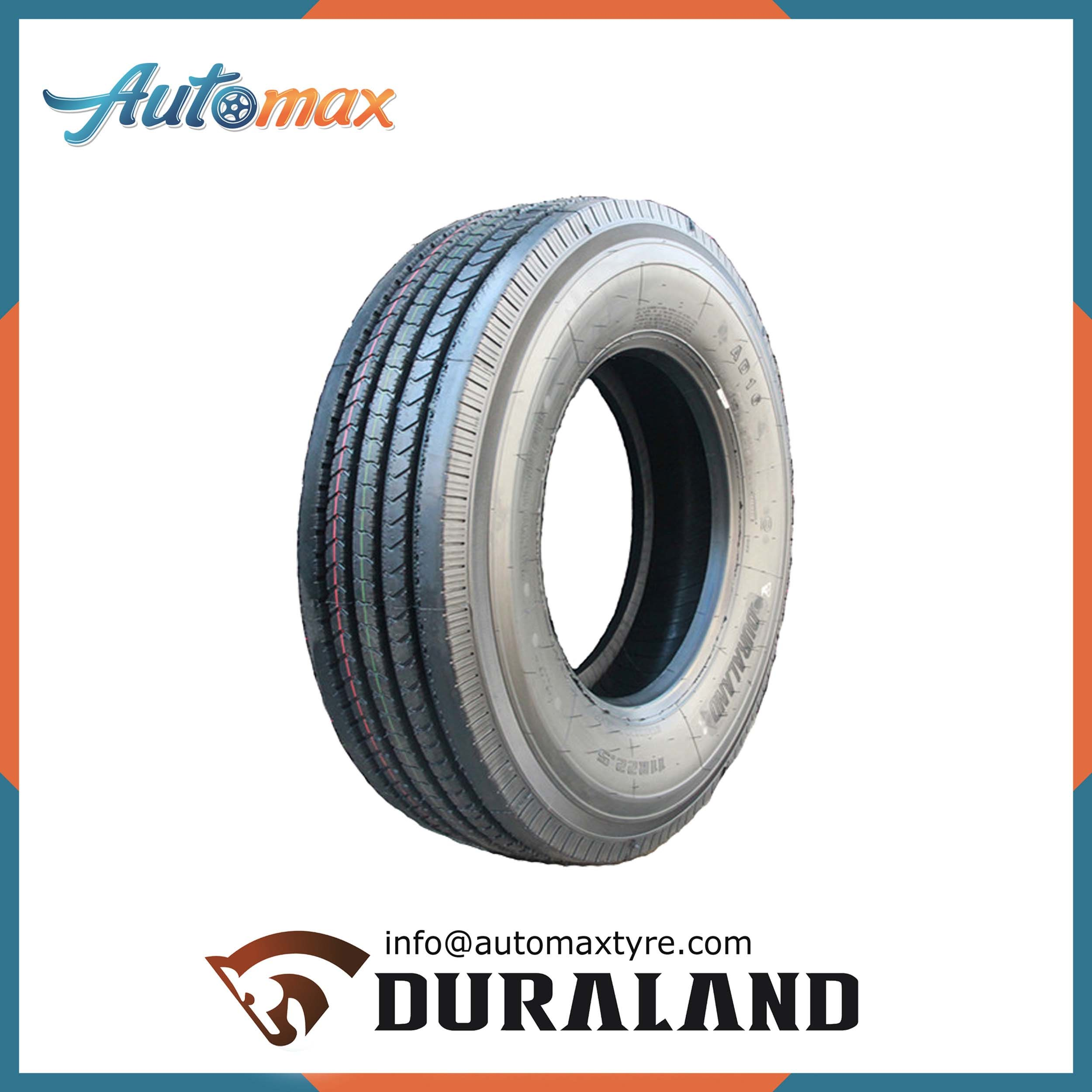 Good Road and Highway Steer and Trailer Wheels Radial Truck Tyre