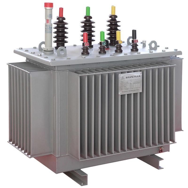 6kv 10kv 11kv 35kv Three Phase Oil Immersed Voltage Power Transformer