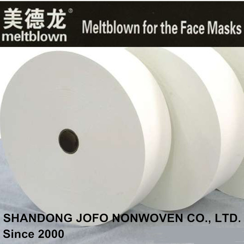 Meltblown Nonwoven Fabric for Face Masks