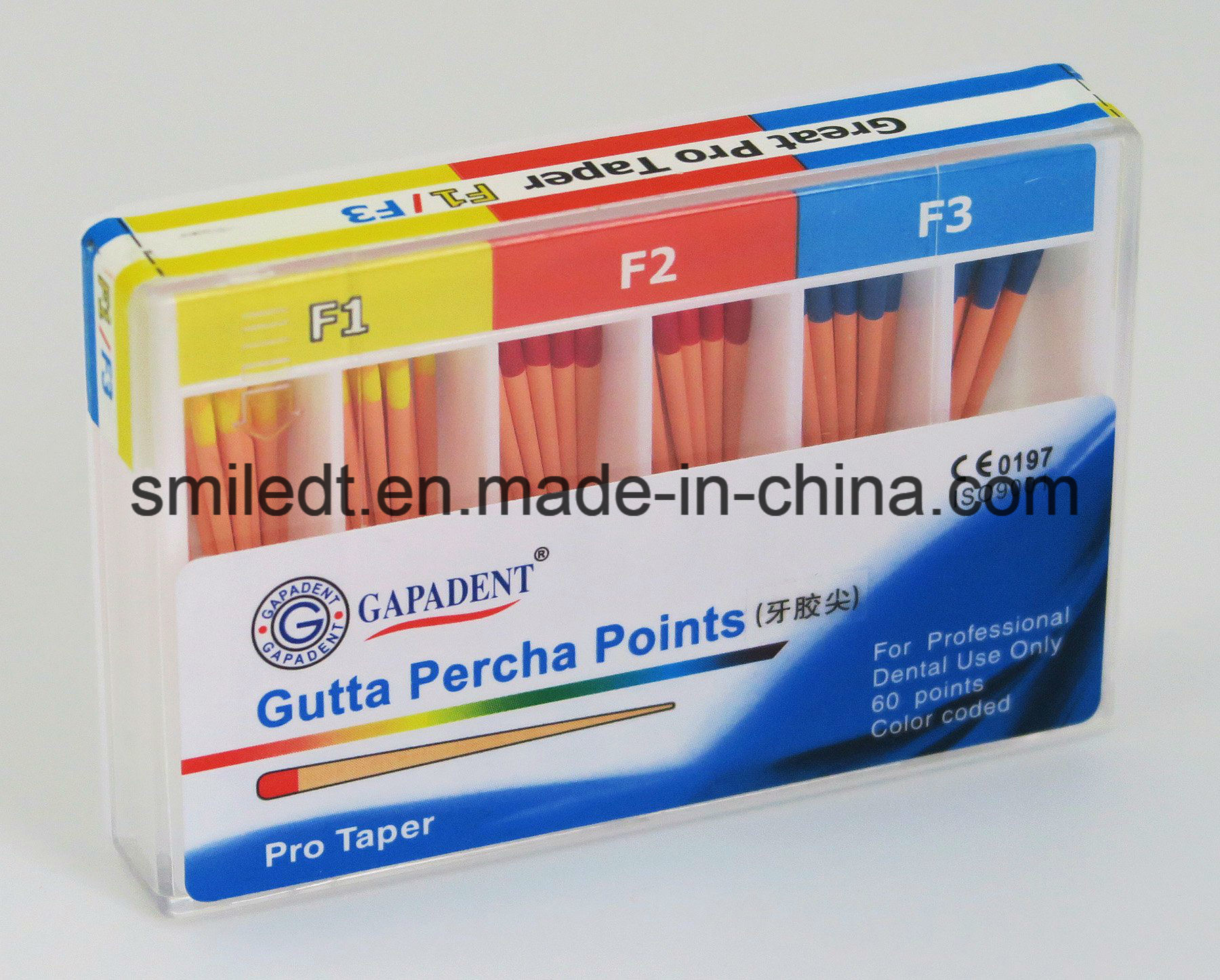 Gapa Protaper Gutta Percha Points