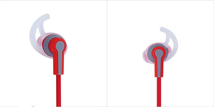 Two-Color Headphones