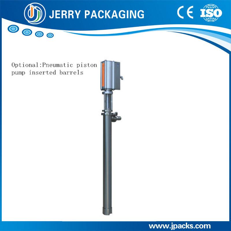 Automatic Toothpaste Aluminum Plastic Composite Tube Filling & Sealing Machine
