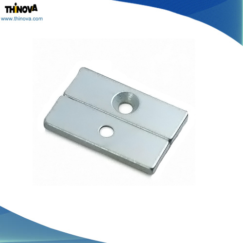 Customized Motor Permanent NdFeB Magnet with Various Shapes