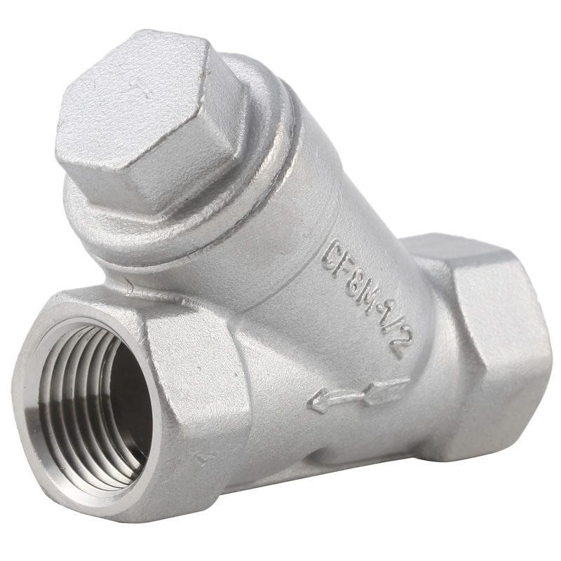 Stainless Steel Investment Casting Screwed Valves