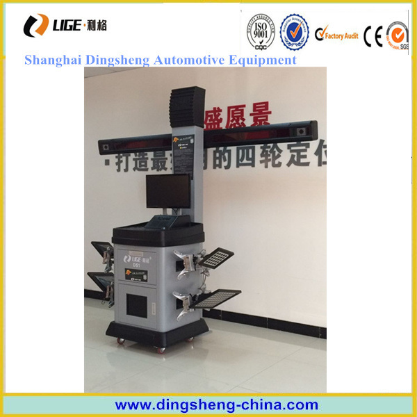 New Dimension 3D Wheel Alignment System