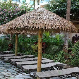 Thatched Roof Materials, Synthetic Thatch Roofing, Thatch Roofing, Rena  Thatch
