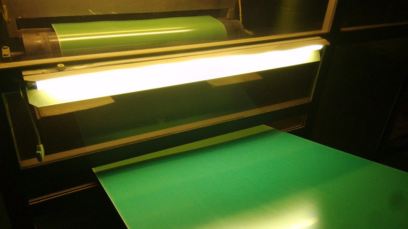 aluminum PS plate for offset printing
