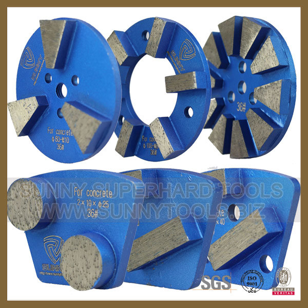 Sunny Brand Diamond Metal Grinding Disc for Grinders