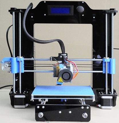 2016 Hot New Products Desktop Fdm DIY 3D Printer Kit