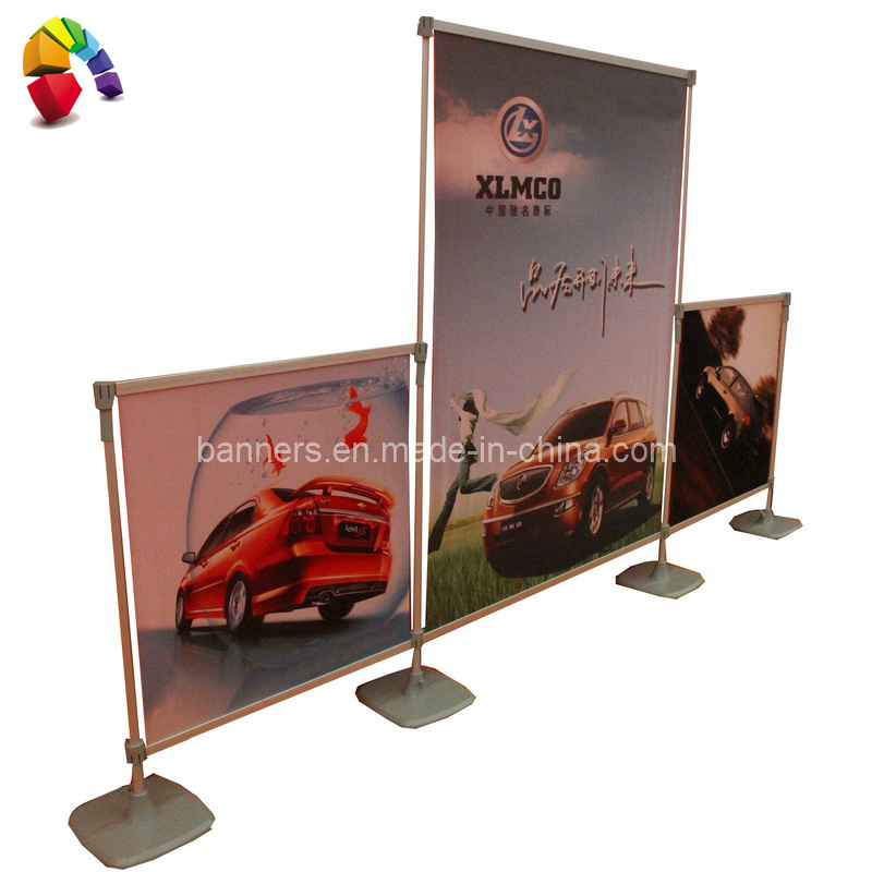 Banner Backdrop, Photo Backdrop, Backdrop with Display Stand (BL-LIT02)