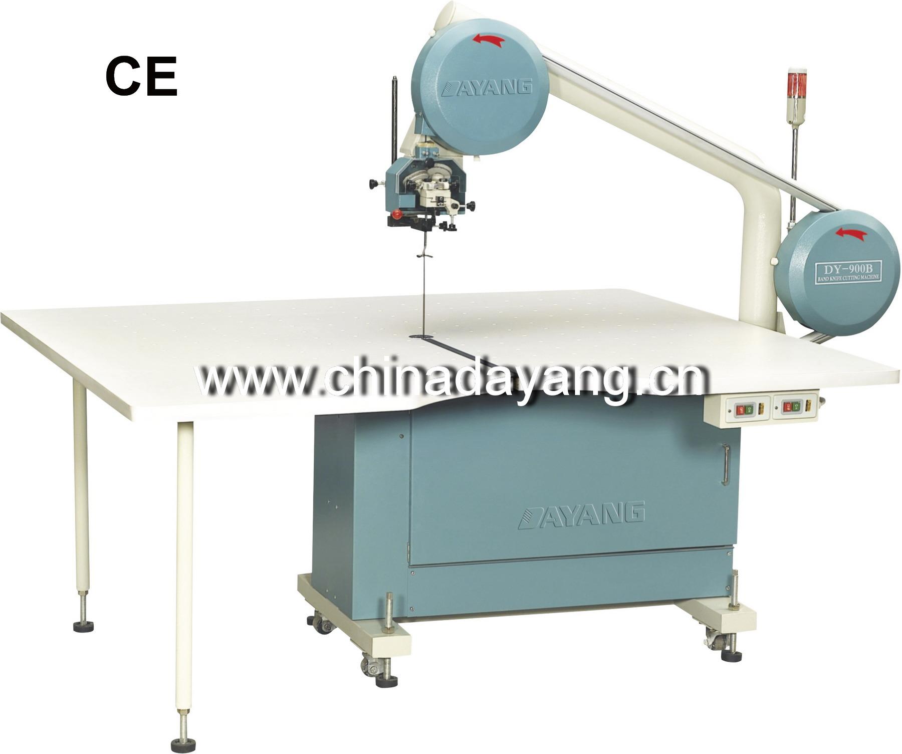 Ce Band Knife Cutting Machine Fabric Cutting Machine (DY-550/700/900/1200 A/B)