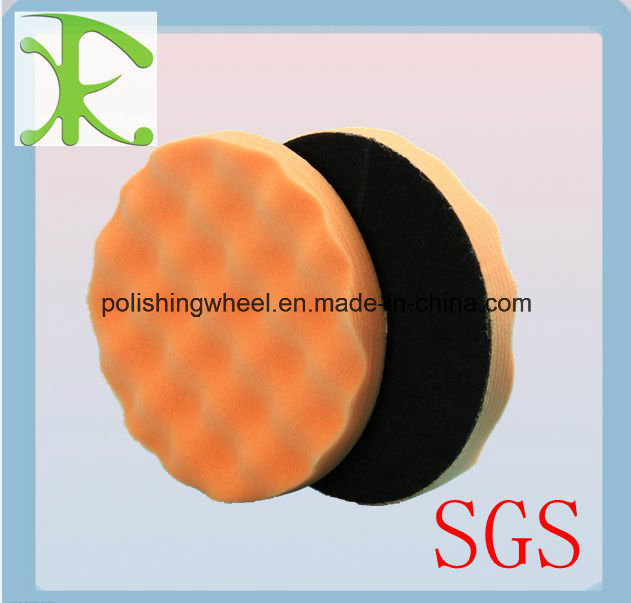 Hook & Loop Foam Car Polishing Pads Manufacturer