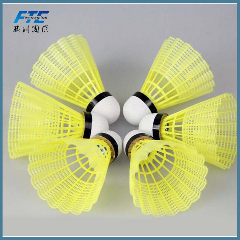 Top Quality Nylon Shuttlecock Extremely Durable Shuttlecocks Badminton