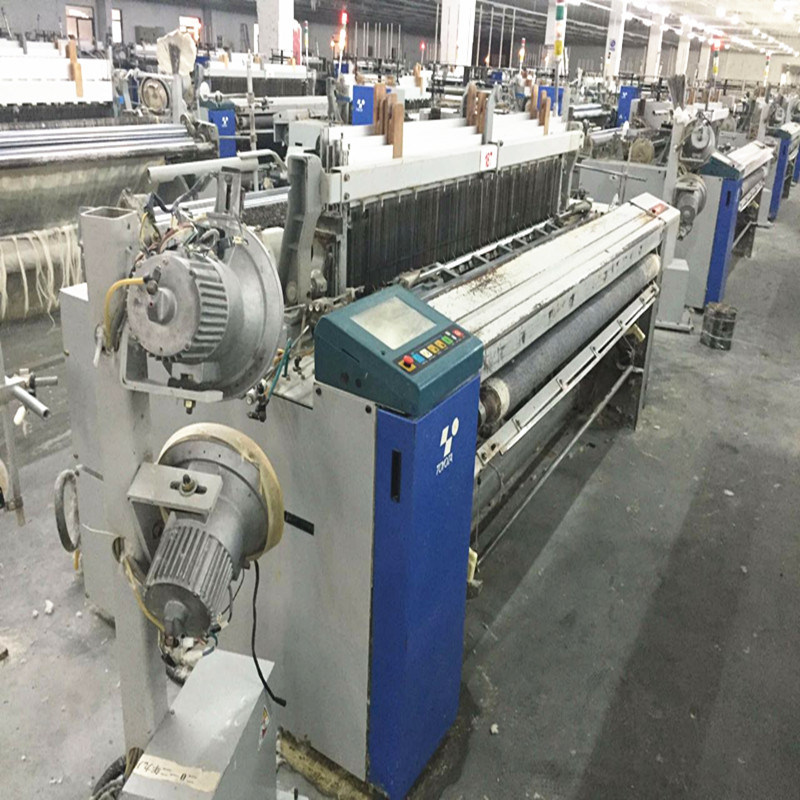 Toyota610-190 Used Air Jet Loom for Direct Production
