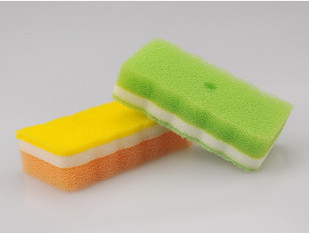 Widely Use for Housework, Cleaning Job/Cleaning Sponge Foam Products,