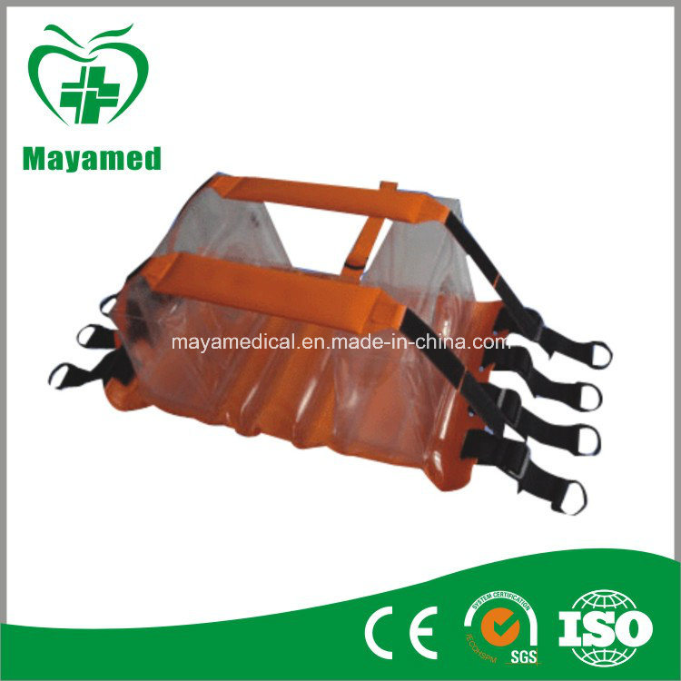 My-K025 Transparent Inflatable Emergency Medical Kits Head Immobilizer