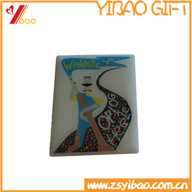 Custom Colorful Fashionable Printing Badge Pin with Epoxy