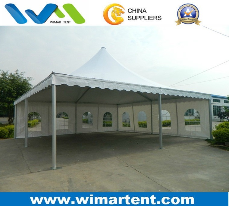 12X12m Large Waterproof Gazebo with Sides for Trade Show, Fairs, Trade Fairs