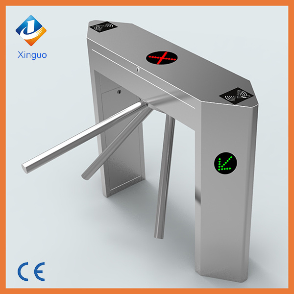 Access Control Tripod Turnstile Gate Automation