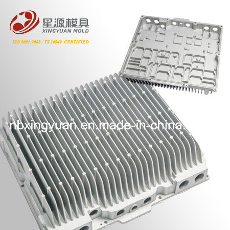 Chinese Exporting Superior Quality First-Rate Heat Sink Magnesium Die Casting-Telecom
