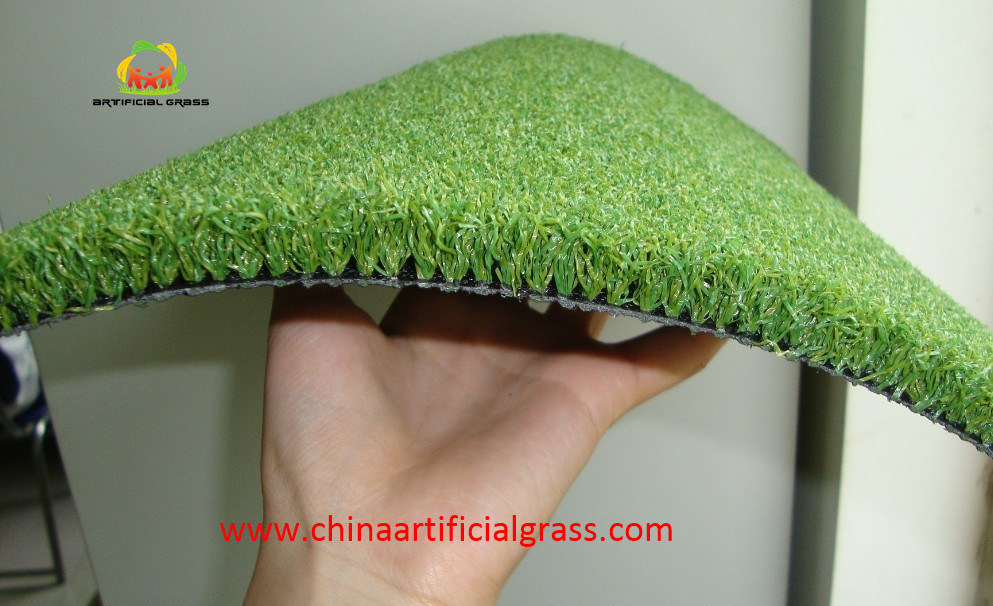 Synthetic Turf for Golf with Environmental Protection and Durable