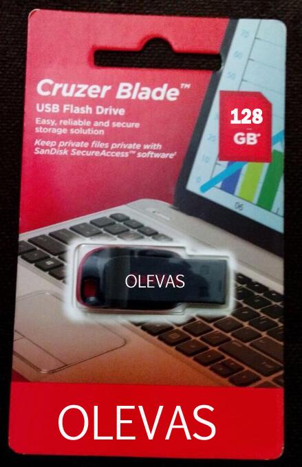 Real Capacity8GB 16GB 32GB 64GB 128GB 256GB U Pen / USB Flash Drive /Sandisks U-Disk-USB Stick -USB Drive