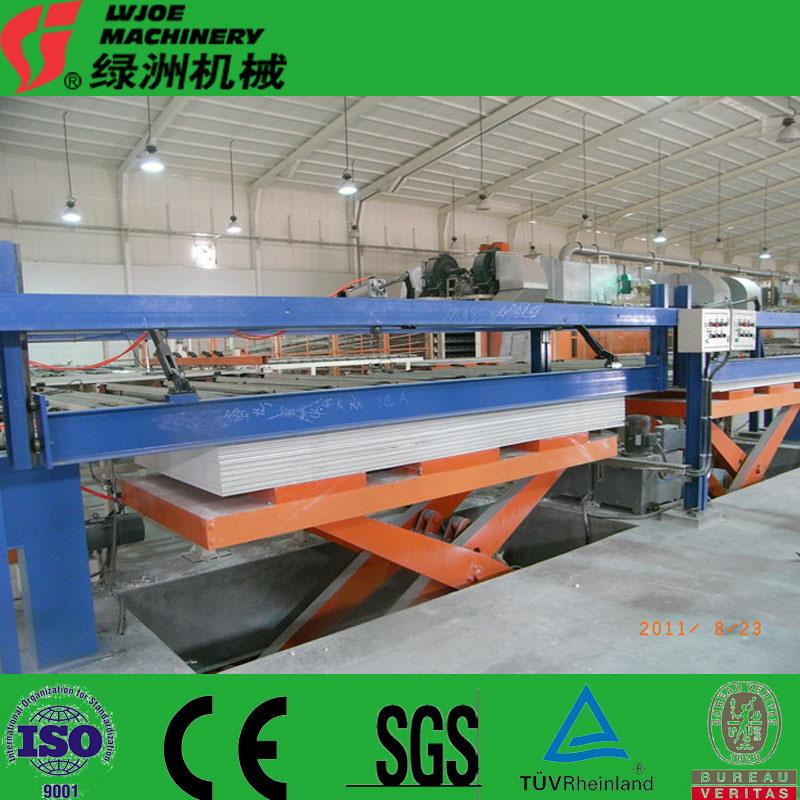Automatic Plasterboard Making Machines