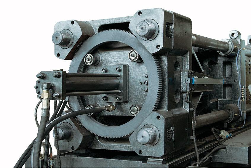Servo Energy Saving Injection Molding Machine (KW168S)