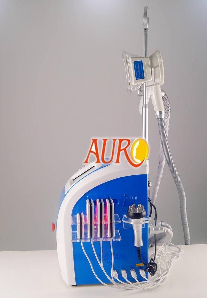 Cryolipolysis Vacuum Roller Lipo Laser Cavitation RF Slimming Machine