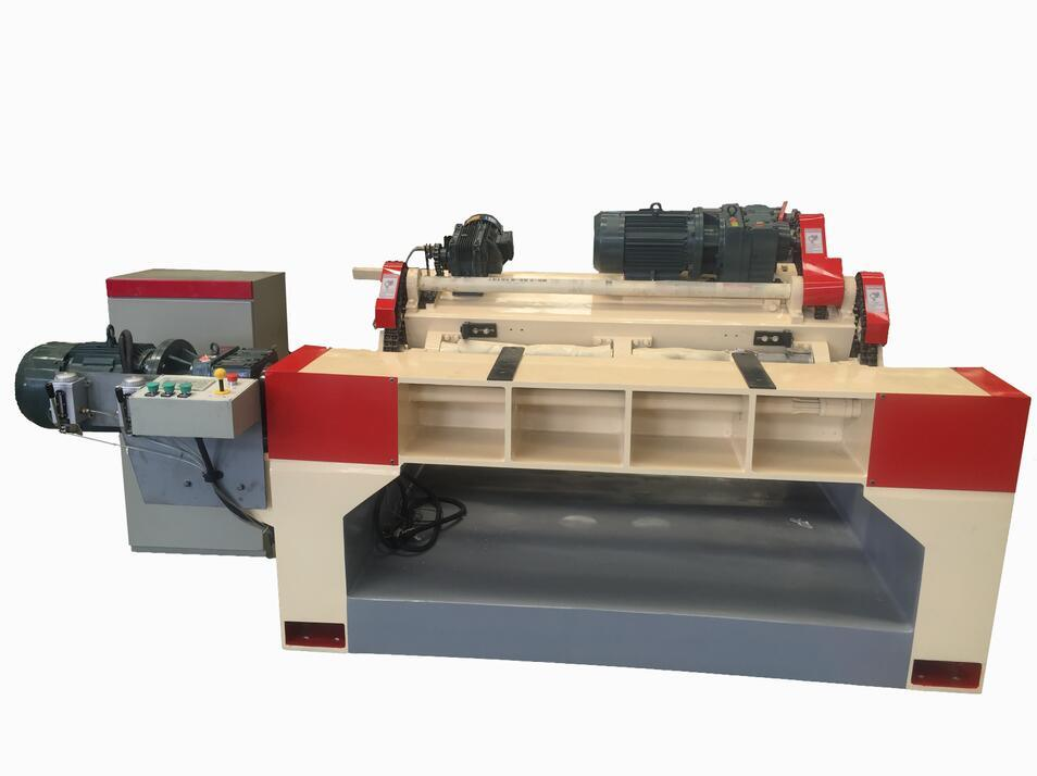 Servo Type & Heavy Duty 4ft Veneer Peeling Lathe